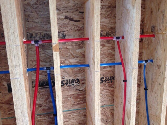 Pex Is An Excellent Material For Plumbing Pex Pipes Are